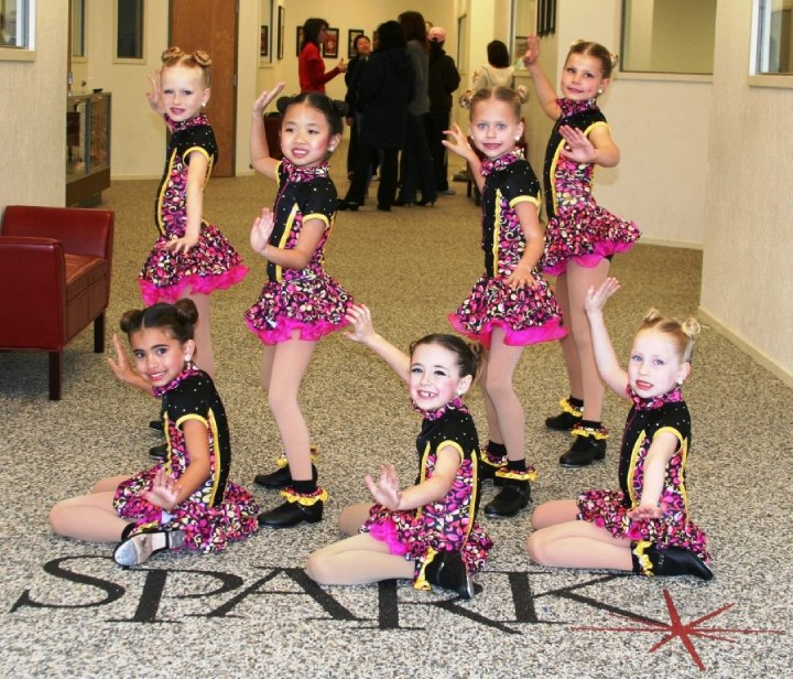 Custom Dance Costumes Minis