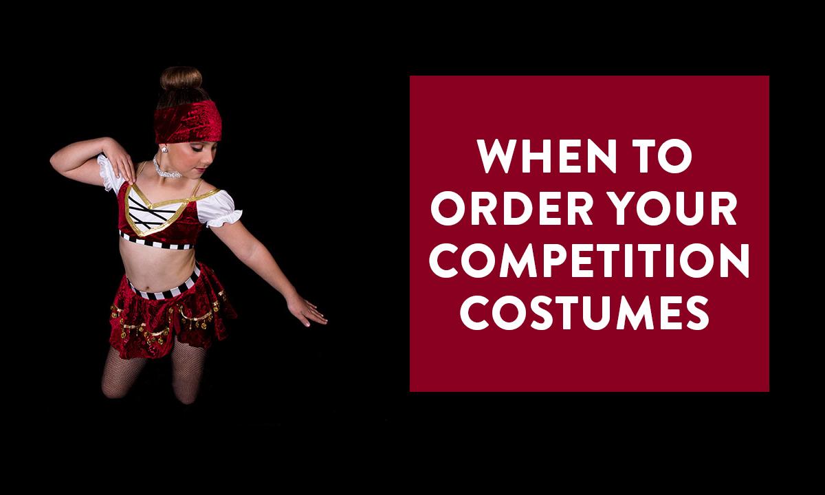 DA Competition Costumes